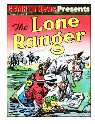 The Lone Ranger - A Girl's Peril