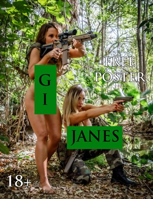 G.I. Janes : Busty Babes with Guns | Bad Girls Club Magazine
