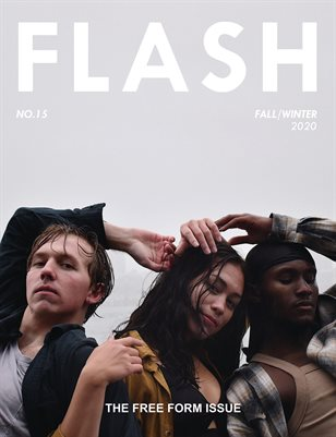FLASH Magazine Issue NO. 15 Fall/Winter