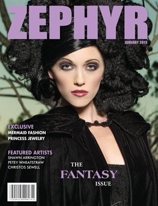 ZEPHYR Magazine - Jan. 2013 [Issue #3]