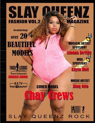 Slay Queenz Magazine Fashion Vol. 2