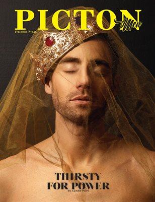 Picton Magazine February  2020 N436 MEN Cover 1
