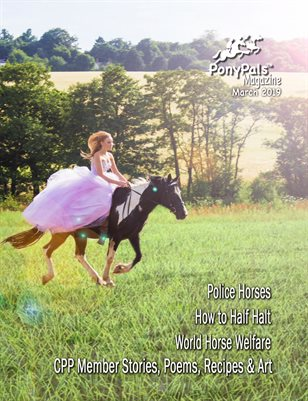 March 2019 Pony Pals Magazine - Vol.8#10