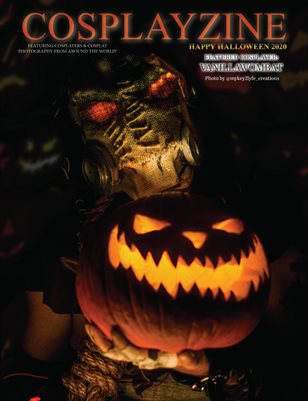 CosplayZine - Special Halloween Issue 2020
