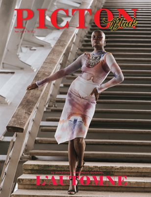 Picton Magazine November  2019 N343 BLACK Cover 1