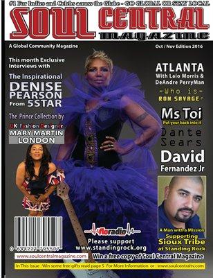 Soul Central Magazine Special Edition Oct/Nov Edition 2016
