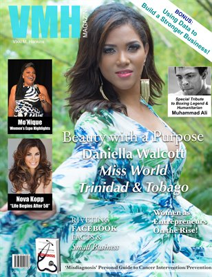 VMH Magazine - June 2016