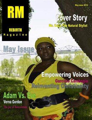 Rebirth Magazine May Issue