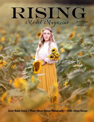 Rising Model Magazine Issue #37