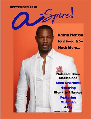 A-Spire! Magazine Issue 2