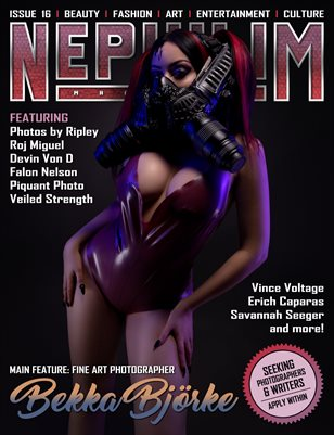 Nephilim Magazine #16