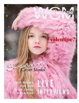 Wild Child Magazine Brand Ambassador Winter 2021 Issue