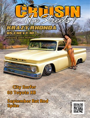 Cruisin the Streets September October 2014 Flip