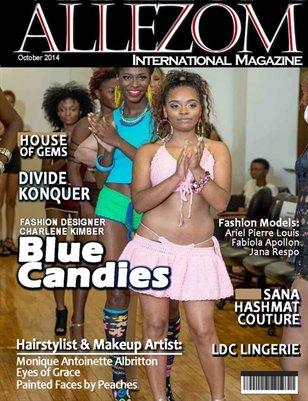 Kimber Cutcher Blue Candies