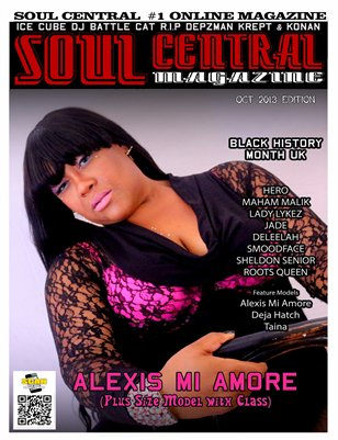Soul Central Magazine October Edition