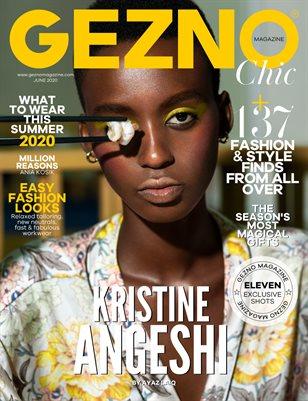 GEZNO Magazine June 2020 Issue #11