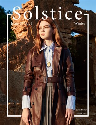 Solstice Magazine: Issue 23 Winter Volume 1
