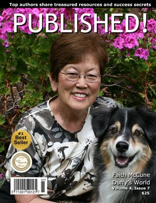 PUBLISHED! featuring Faith McCune