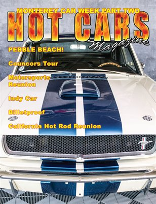 HOT CARS No. 22