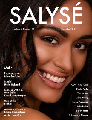 SALYSÉ Magazine | Vol 4 : No 120 | December 2018