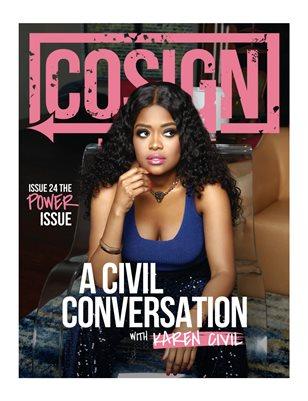 COSIGN Magazine: Karen Civil