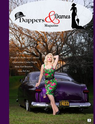 Dappers And Dames Issue 3