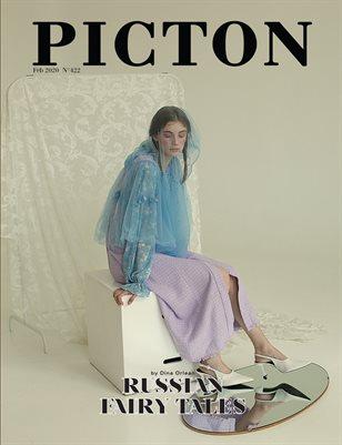 Picton Magazine February  2020 N422 Cover 2