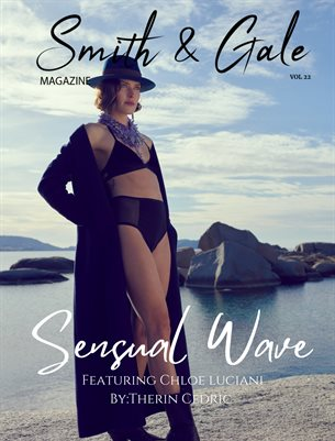 Smith & Gale Magazine Volume 22 Featuring Chloe Luciani