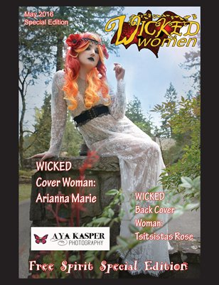 WICKED Women Magazine-Free Spirit Special Edition: May 2016
