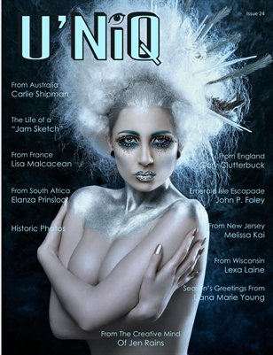 U'NiQ Magazine Issue 24
