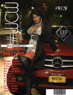 WCW Magazine Sexy Executive Milli
