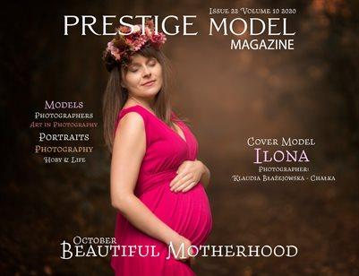 PRESTIGE MODELS MAGAZINE_ Beautiful Motherhood 22/10