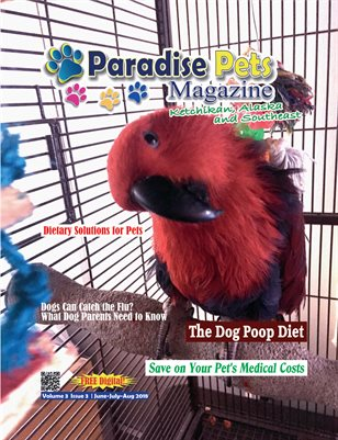 Paradise Pets Magazine, Ketchikan, AK  June-Aug 2018
