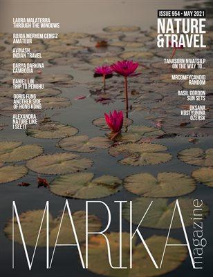 MARIKA MAGAZINE NATURE & TRAVEL (ISSUE 954 - MAY)