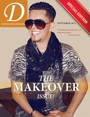 Dayron Arias Magazine - November 2011