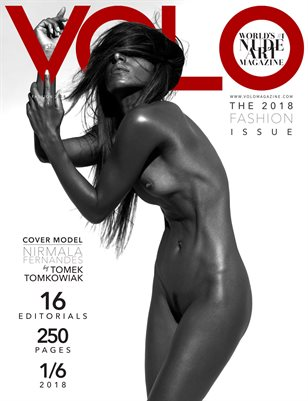 VOLO Magazine 57 - The 2018 Fashion Glam Issue
