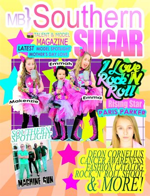 MB} Southern Sugar Talent & Model Magazine [May]
