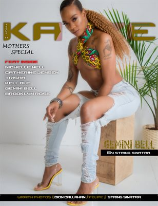 Kayze magazine issue 31 - GEMINI BELL - MOTHERS ISSUE