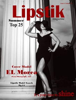 Lipstik magazine Issue 6 Volume 7 2019