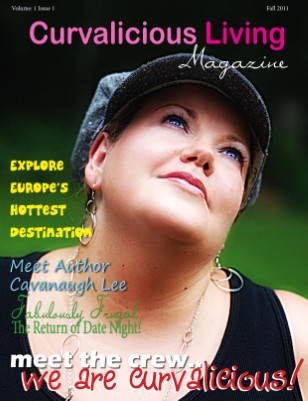 The Curvalicious Debut Issue (Fall 2011)