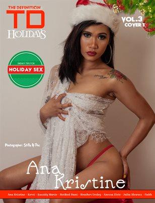 The Definition Ana Kristine Xmas vol3 cover 1
