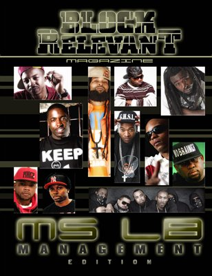Block Relevant Magazine Vol. 9 MsLB Edition