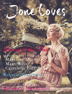 Jone Loves Magazine September 2015