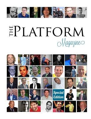 The Platform Magazine Special Edition Inspiring Mens Issue