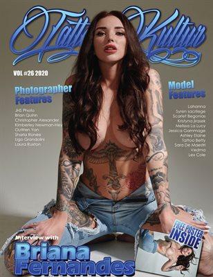 Kultur Magazine TATTOO Special - TATTOO Kultur VOL 26