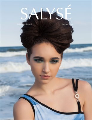 SALYSÉ Magazine | Vol 1:No 8 | August 2015 | Brittany Cover