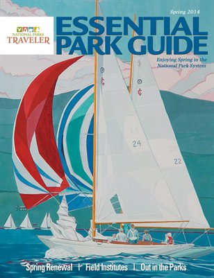 Essential Park Guide, Spring 2014