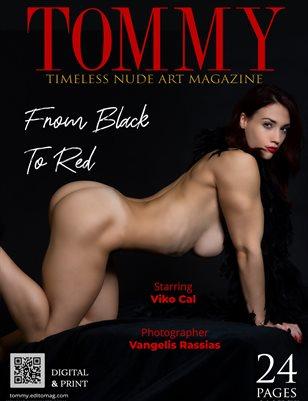 Viko Cal - From Black to Red - Vangelis Rassias