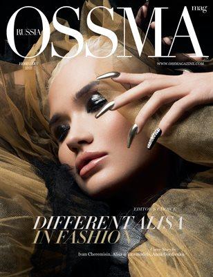 OSSMA Magazine RUSSIA ISSUE16