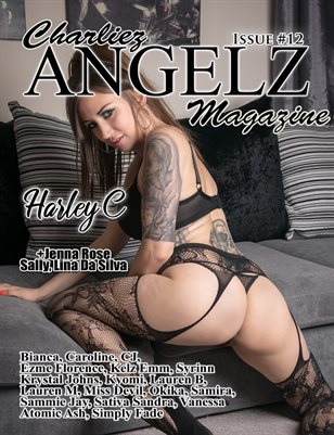 CA Issue #12 - Harley C